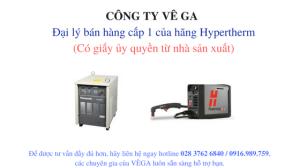 đại lý bán hàng cấp 1 của hypertherm